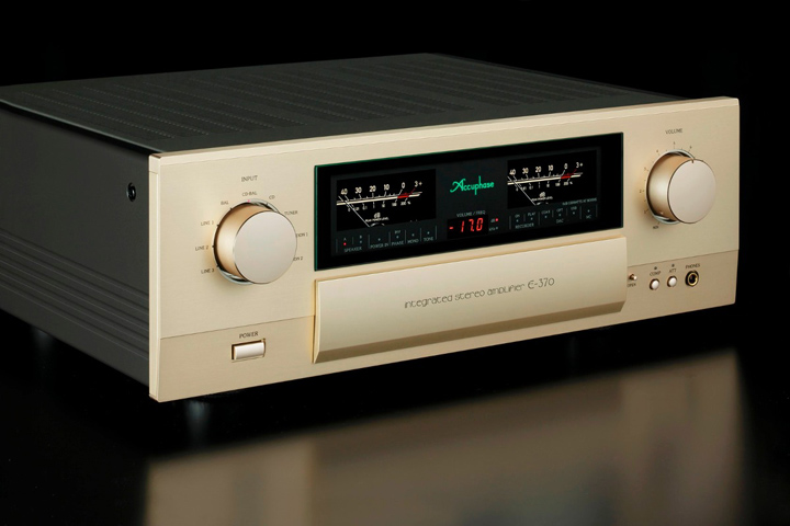 Accuphase E370 Integrated Amplifier Review – Honest to the